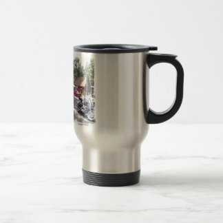 Stainless  Comuter Mug-Brothers