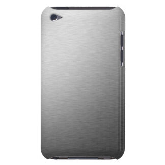Stainless Steal iPod Case-Mate Cases