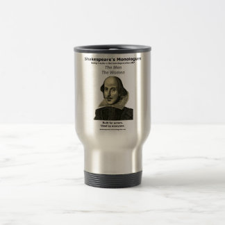 Stainless Steel 15 oz Travel Mug
