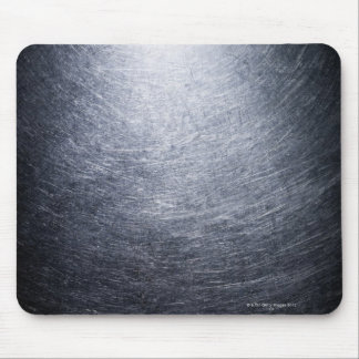 Stainless Steel Background Mouse Pad