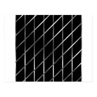 stainless steel background postcard