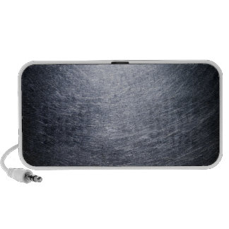 Stainless Steel Background Speakers