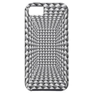 Stainless Steel Box Weave Illusion iPhone 5 Cases