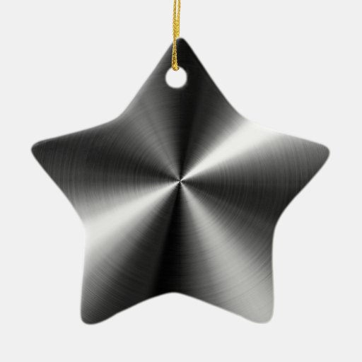 Stainless Steel Ornament