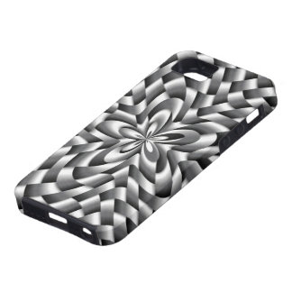 Stainless Steel Flower Weave iPhone 5 Cover