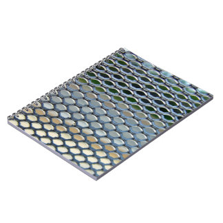 Stainless steel  grille notebook