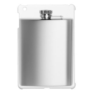 Stainless steel hip flask iPad mini case