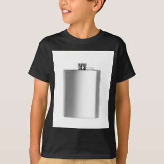 Stainless steel hip flask T-Shirt