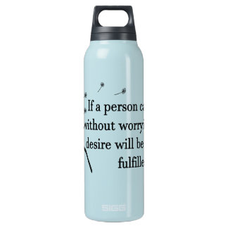 Stainless Steel Hot and Cold Water Bottle