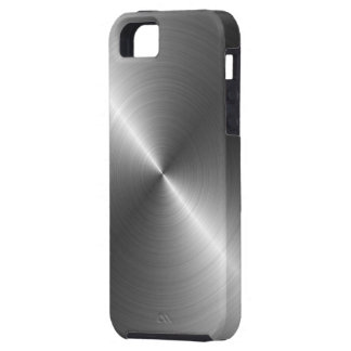 Stainless Steel Metal Look iPhone 5 Case