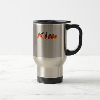 Stainless Steel Travel mug for Kim