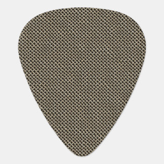 Stainless Steel Wire Mesh Pattern Plectrum