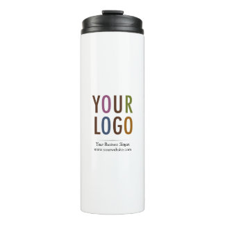 Stainless Tumbler with Company Logo No Minimum