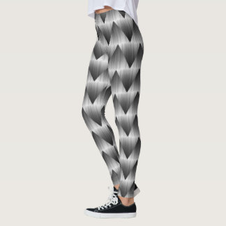 Stainless Zigzag Leggings