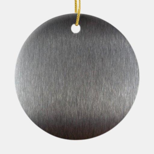 StainlessSteel.JPG Christmas Ornament