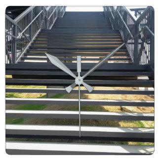 Stair Case Clock