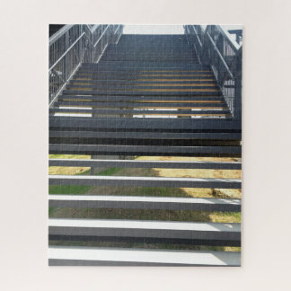 Stair Case Jigsaw Puzzle