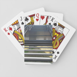 Stair Case Playing Cards