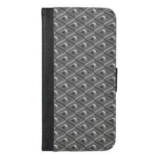 Staircase in Stairs pattern iPhone 6/6s Plus Wallet Case