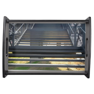 Staircase Serving Tray