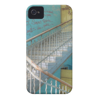 Stairs 01.0, Lost Places, Beelitz iPhone 4 Case-Mate Case