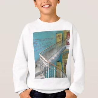Stairs 01.0, Lost Places, Beelitz Sweatshirt
