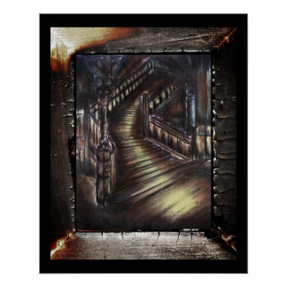 Stairway of Light Poster