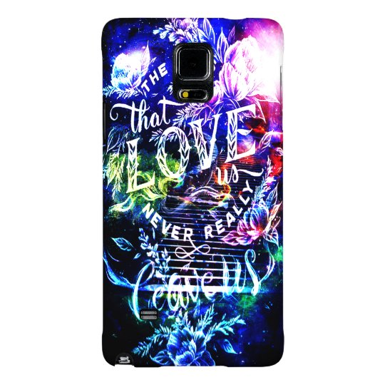Stairway the Ones that Love Us Galaxy Note 4 Case