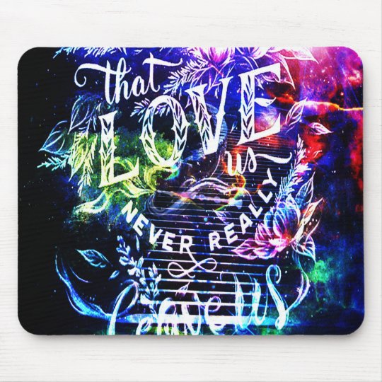 Stairway the Ones that Love Us Mouse Pad