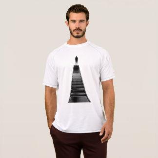 Stairway to heaven Black T-Shirt