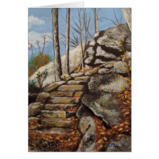 Stairway to Heaven Card