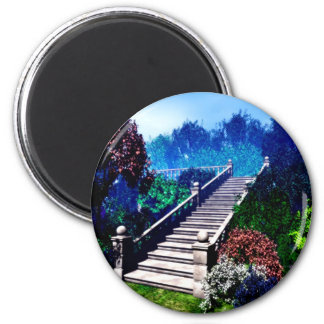 Stairway to Paradise Magnet
