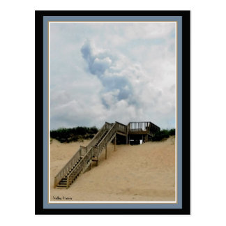 Stairway to Shore Post Cards