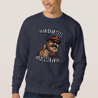 Stalin - Badass Russian Sweatshirt