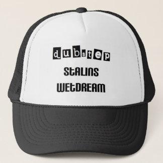 stalin created dubstep trucker hat