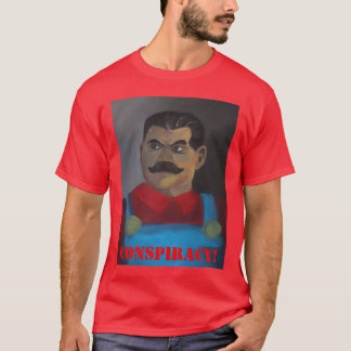Stalin is Mario T-Shirt