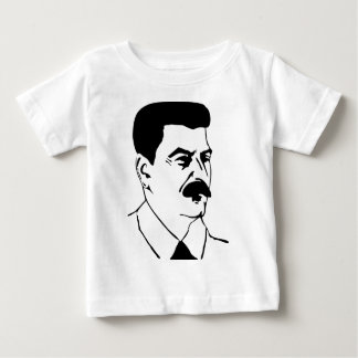 Stalin the great dictator of the Soviet Union Baby T-Shirt