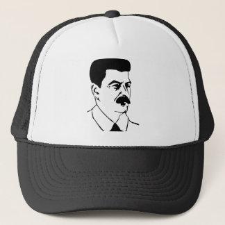 Stalin the great trucker hat