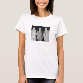 Stalin, Truman, And Churchill -- WW2 Photo T-Shirt