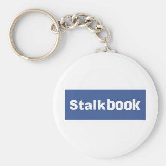 Stalk Book Key Chains