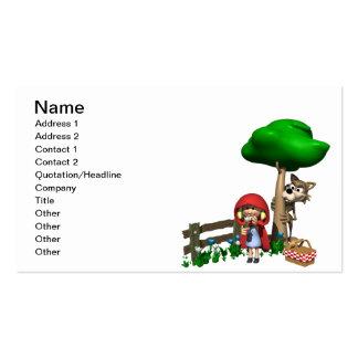 Stalker Business Card