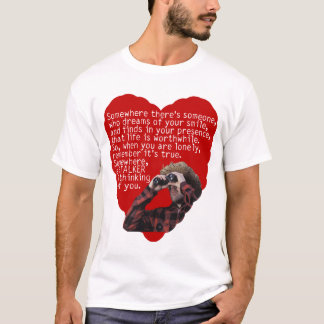 Stalker - Funny Valentines Day T-Shirt