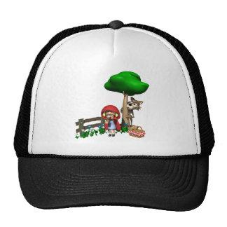 Stalker Mesh Hats