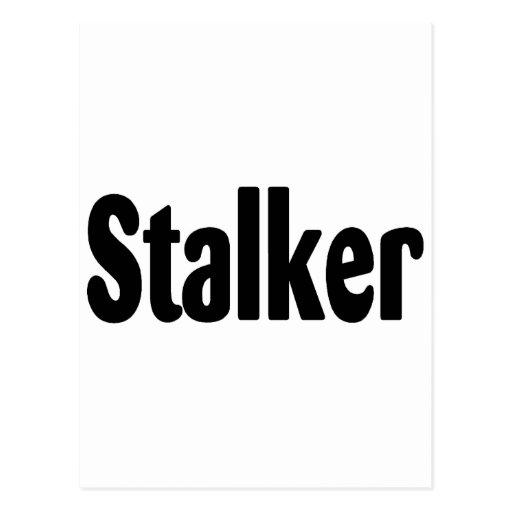 Stalker Post Cards