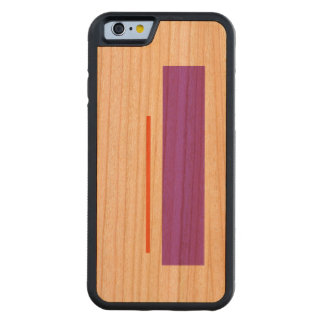 Stalling Carved Cherry iPhone 6 Bumper Case