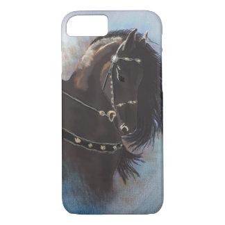 Stallion Portrait - iPhone Case