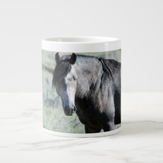 Stallion Ranger - Theodore Roosevelt National Park Large Coffee Mug