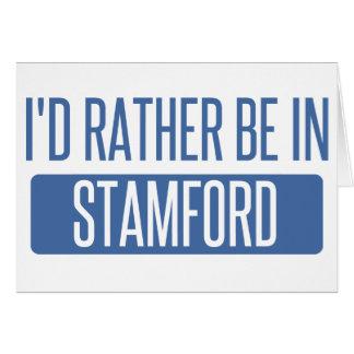Stamford Card