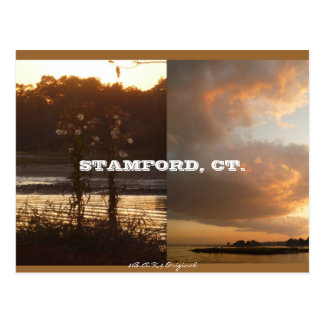 Stamford, CT Fall 2009 Postcard