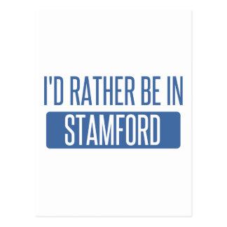Stamford Postcard
